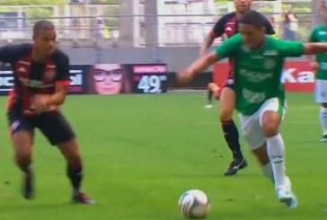 Que vexame! Vitória perde para o Guarani em jogo de estreia na Arena Fonte Nova