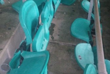 Arena Fonte Nova repudia depredação causada por torcedores do Vitória