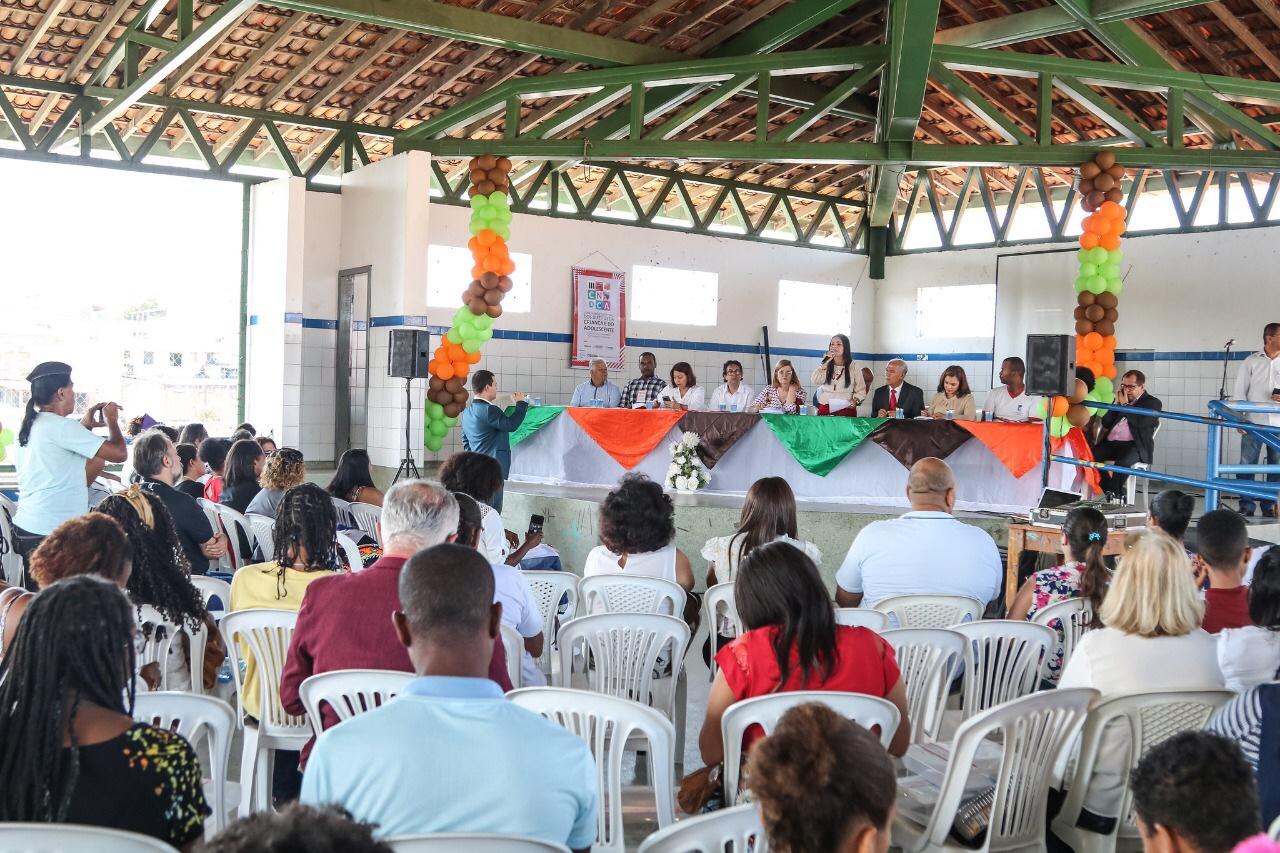 Lauro de Freitas sediou III Conferência Territorial dos Direitos da Criança e do Adolescente