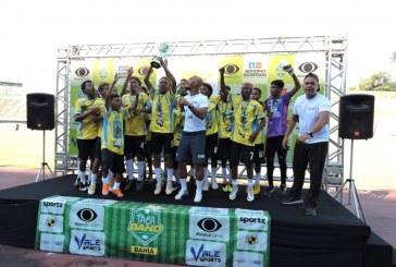 PROFESP BASV campeão sub 15 da série prata do Campeonato de Futebol Taça Band Bahia
