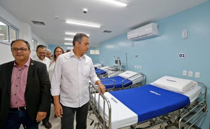 Em Itabuna, Rui entrega 13ª Policlínica Regional de Saúde