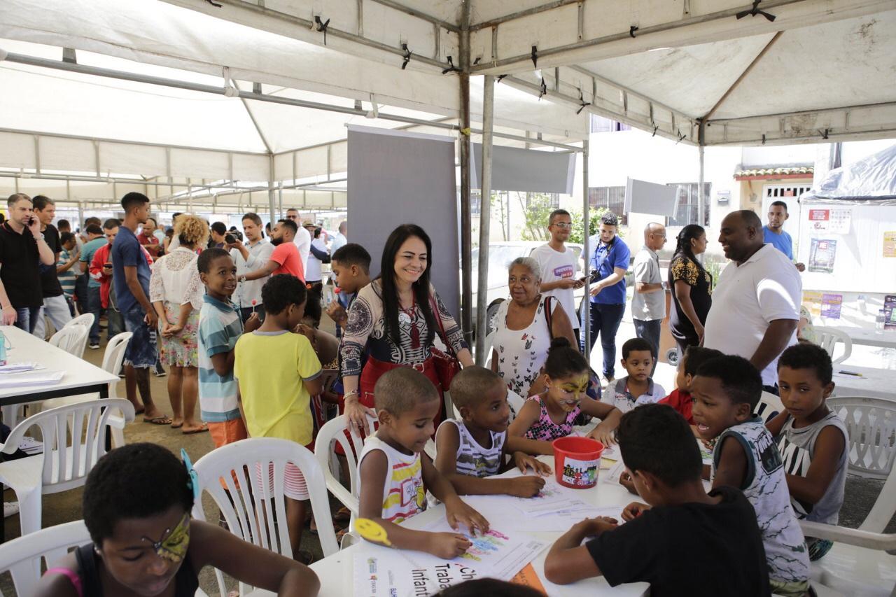Prefeitura em Ação atendeu mais de quatro mil pessoas no residencial Dona Lindu, maior público do projeto