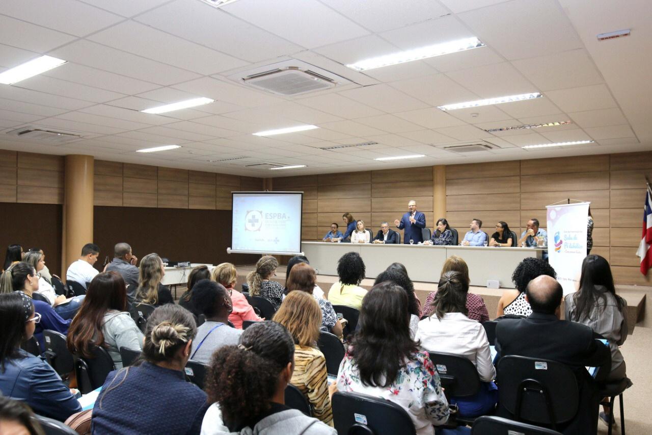 Secretaria da Saúde da Bahia capacita profissionais de 64 municípios para tratar pé diabético