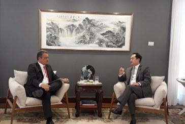 Rui quer acelerar investimentos da China no Nordeste