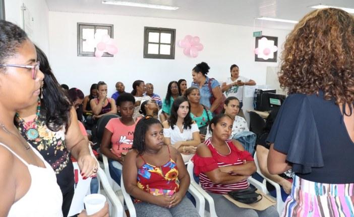Bate papo na AR orienta mulheres para a prevenção ao câncer de mama