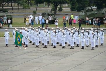 Marinha realiza concurso com salário de até R$ 11 mil; Bahia tem 19 vagas