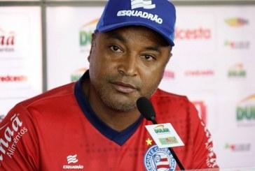 Roger lamenta derrota para o Internacional em Salvador
