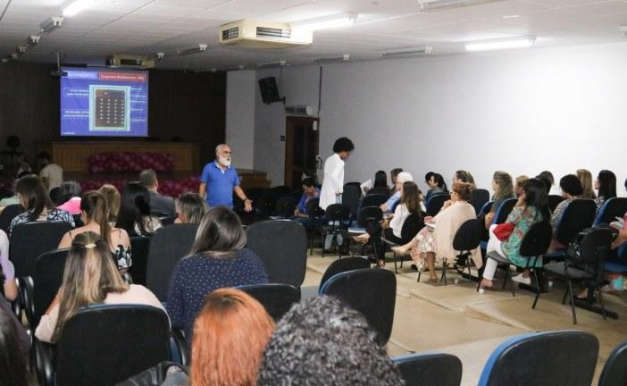 Profissionais de saúde de Lauro de Freitas reforçam métodos que identificam a hanseníase