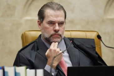 Toffoli vota a favor do compartilhamento de dados fiscais e bancários sem autorização judicial