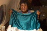 Morales afirma ter sofrido atentado fracassado em viagem de helicóptero