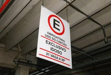 Prefeitura realiza credenciamento para vaga especial em estacionamento até o dia 14