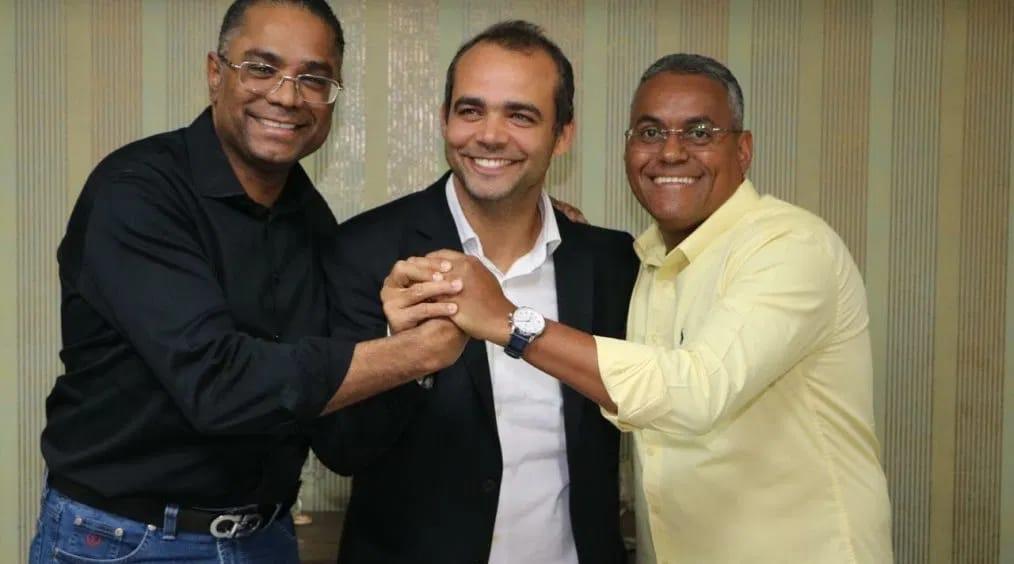Republicanos com 5 vereadores em Lauro de Freitas! Presidente da Câmara é o mais novo filiado do partido
