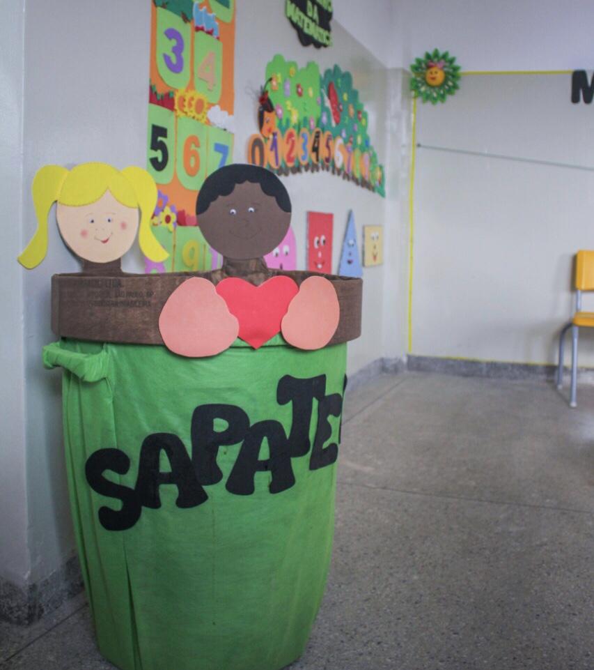 Professores da Educação Infantil participam de mostra pedagógica