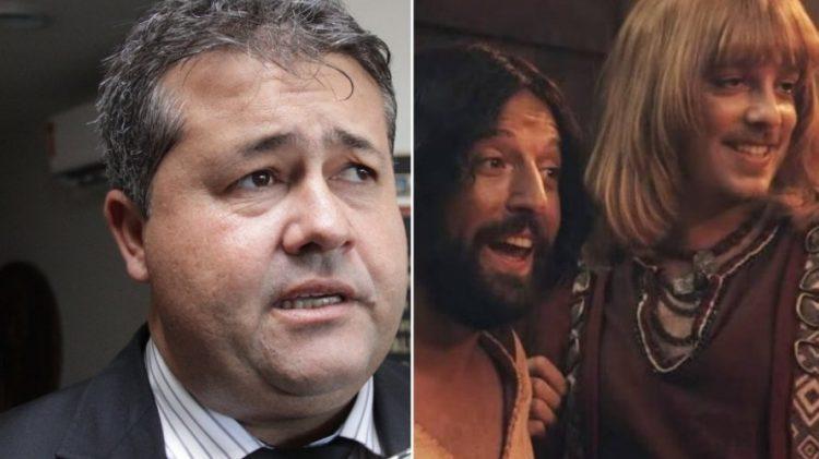 Deputado Alex da Piatã propõe moção de repúdio após Porta dos Fundos retratar Jesus gay