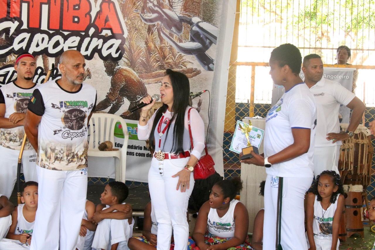 Lauro de Freitas sediou 5°Encontro Intermunicipal de Capoeira