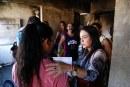 Incêndio atinge um dos prédios do Conjunto Residencial Dona Lindú. Prefeita Moema visita as famílias; Prefeitura acompanha o caso de perto e dá toda assistência