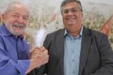 Flávio Dino pode encabeçar chapa do PT em 2022 com apoio de Lula