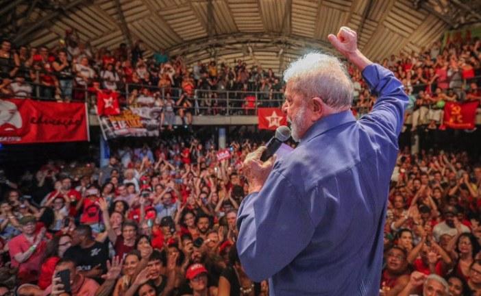 Cultura é vida, não morte. Veja a diferença do discurso de Lula sobre cultura, feito no Rio de Janeiro em dezembro