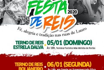 Festa de Reis leva tradição às ruas de Lauro de Freitas neste domingo (5) e segunda-feira (6)