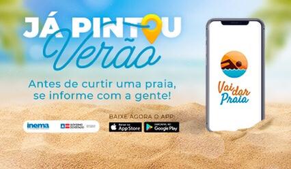 """Aplicativo """"Vai Dar Praia"""" está disponível para Android e IOS; saiba mais"""