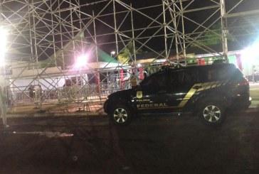 Polícia Federal faz operação em ensaio do Harmonia nesta segunda (27)