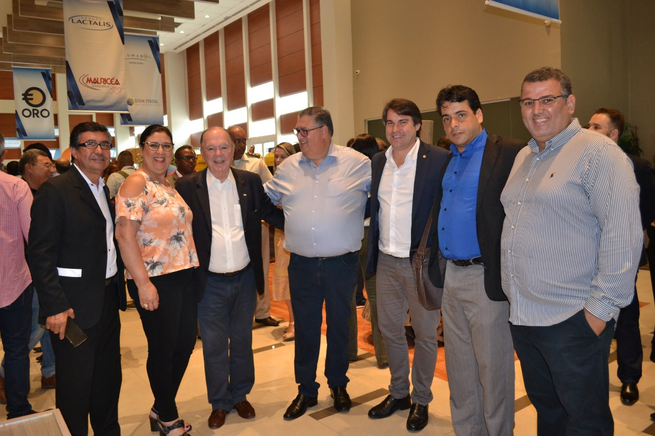 Niltinho defende Centrais de Negócios em Encontro da Fernem