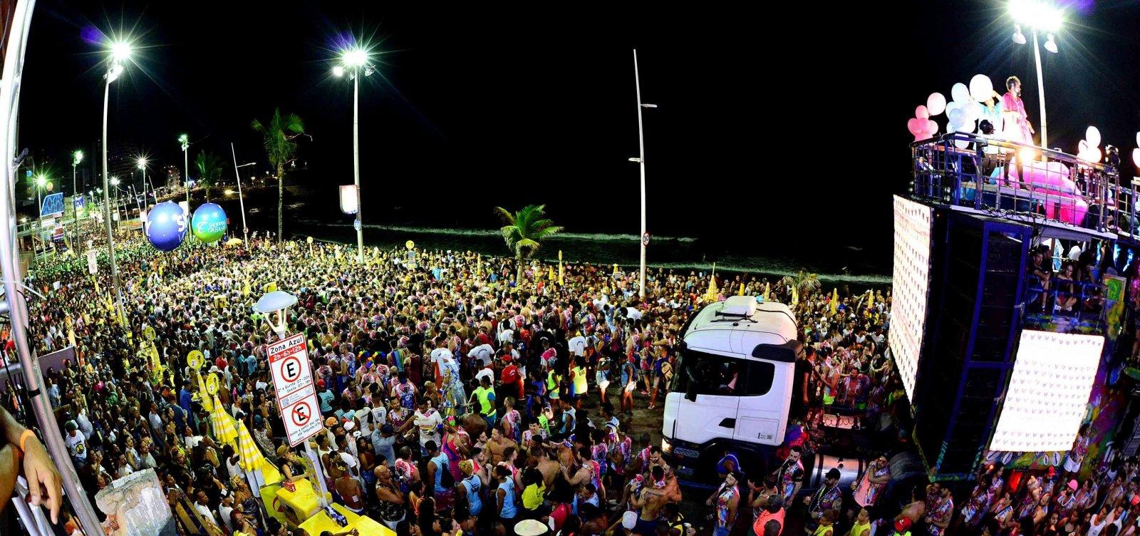Confira a programação do circuito Barra-Ondina no Carnaval 2020