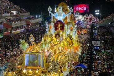 Com homenagem às Ganhadeiras de Itapuã, Viradouro é a campeã do Carnaval do Rio