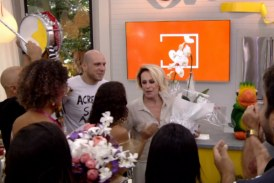 Ana Maria Braga tem data de retorno ao comando do 'Mais Você'