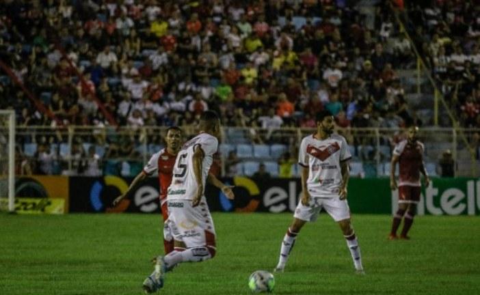 Vitória segura empate com o Imperatriz e avança na Copa do Brasil