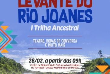 Trilha Ancestral conta história do Levante Malê em Lauro de Freitas nesta sexta-feira (28)