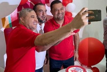 Sandro Magalhães é empossado como novo presidente do PT Serrinha