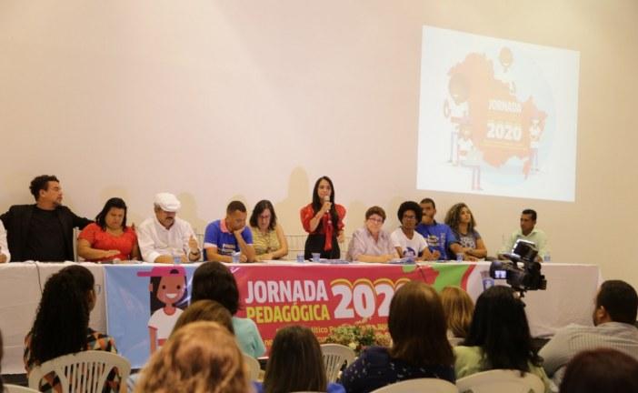 Jornada 2020 destaca inclusão do Projeto Político Pedagógico no cotidiano da escola