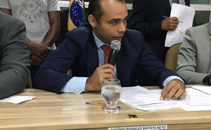 """Presidente da Câmara de Lauro de Freitas convida para participar de Seminário com o tema: """"Diálogo sobre Direito Eleitoral"""""""