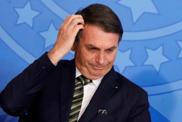 STF dá 48 horas para Bolsonaro se manifestar sobre não ter devolvido verba a estados