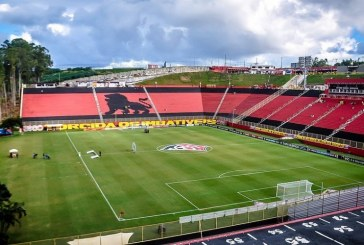 Em duelo pela Copa do Brasil, Vitória recebe o Lagarto-SE no Barradão