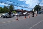 52ª CIPM encerra carreta para evitar aglomerações em Vilas