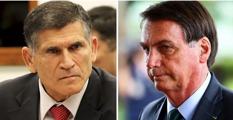 Santos Cruz avisa: Exército não marcha com governo Bolsonaro