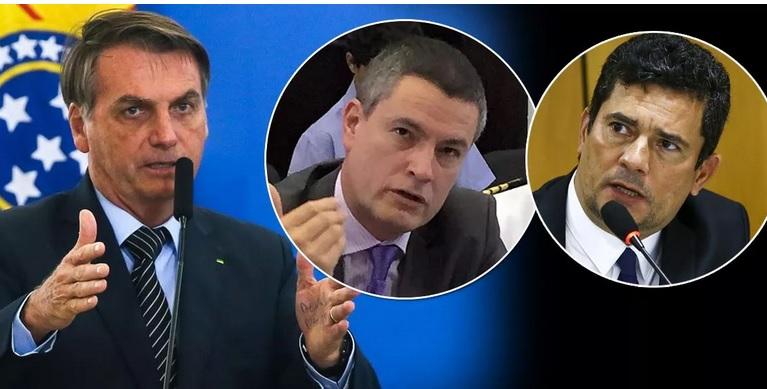 Bolsonaro mantém demissão de Valeixo e diz que Moro pode sair se quiser, informa CNN