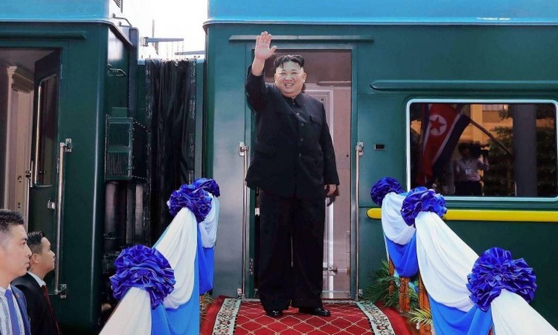 Frente a boatos, Coreia do Sul diz que Kim Jong-un está 'vivo e bem'