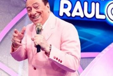 Aos 82 anos, Raul Gil está internado após sofrer acidente