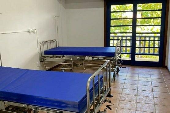 Covid-19: Fundação contrata profissionais de saúde para atuarem no Hospital Santa Clara e no Antigo Riverside; envie seu CV