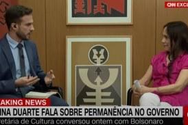 Artistas criticam postura de Regina Duarte e cobram providências contra a crise no setor