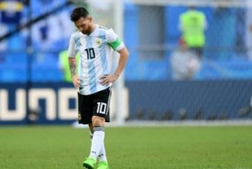 Lionel Messi doa R$ 3 milhões para hospitais na Argentina