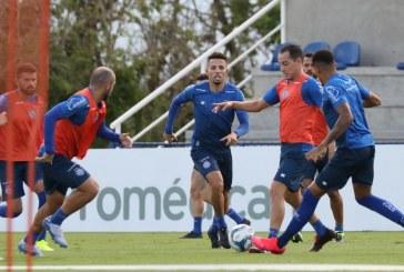 Bahia anuncia protocolo para retorno de atletas e treinamentos