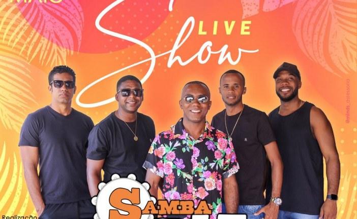 Samba R13 & Churrasquinho de Villas promovem Live Show; juntos no combate à Covid-19
