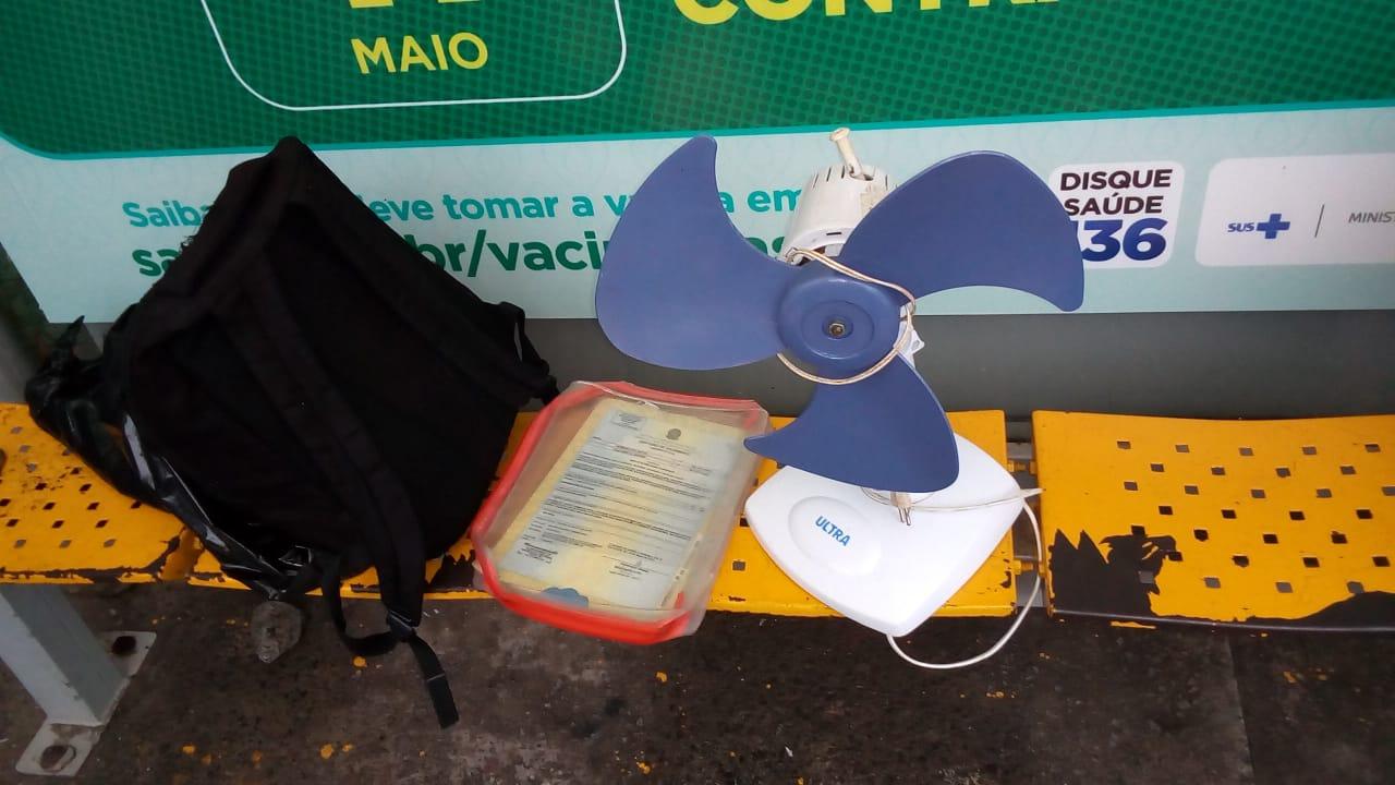 52ª CIPM prende em flagrante indivíduos que arrombaram o Ginásio de Esportes e a Concha Acústica de Lauro de Freitas