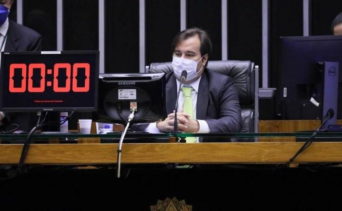 Maia indica que eleição municipal será adiada, mas sem prorrogação de mandatos