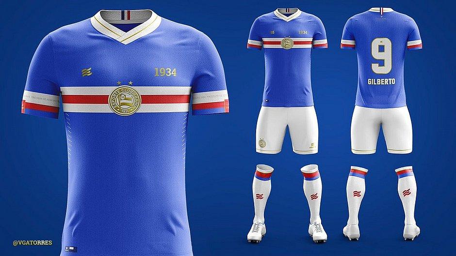 """Bahia muda planos e transforma """"camisa do sócio"""" em uniforme 3"""