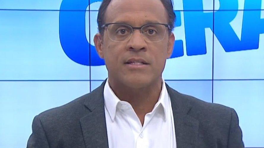 Apresentador Zé Eduardo testa positivo para Covid-19; veja vídeo